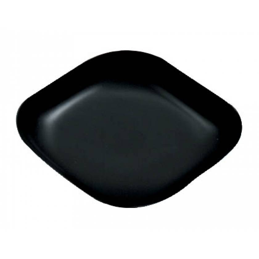 Black Diamond-Shaped Weighing Boats - Antistatic Material