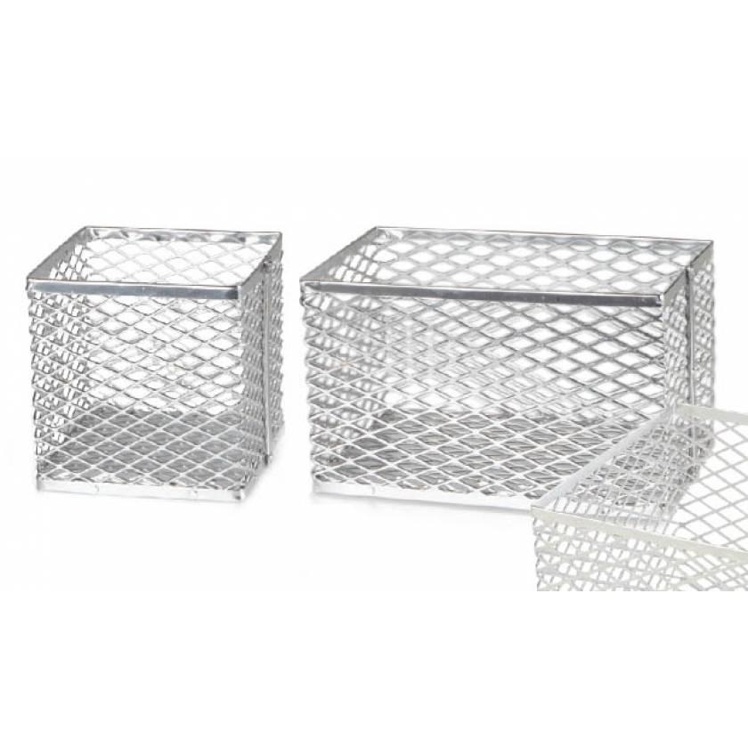 Aluminum Test Tube Baskets
