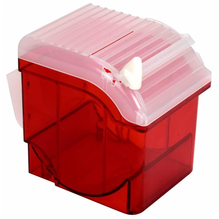 ABS Plastic Parafilm Safety Dispenser - Red