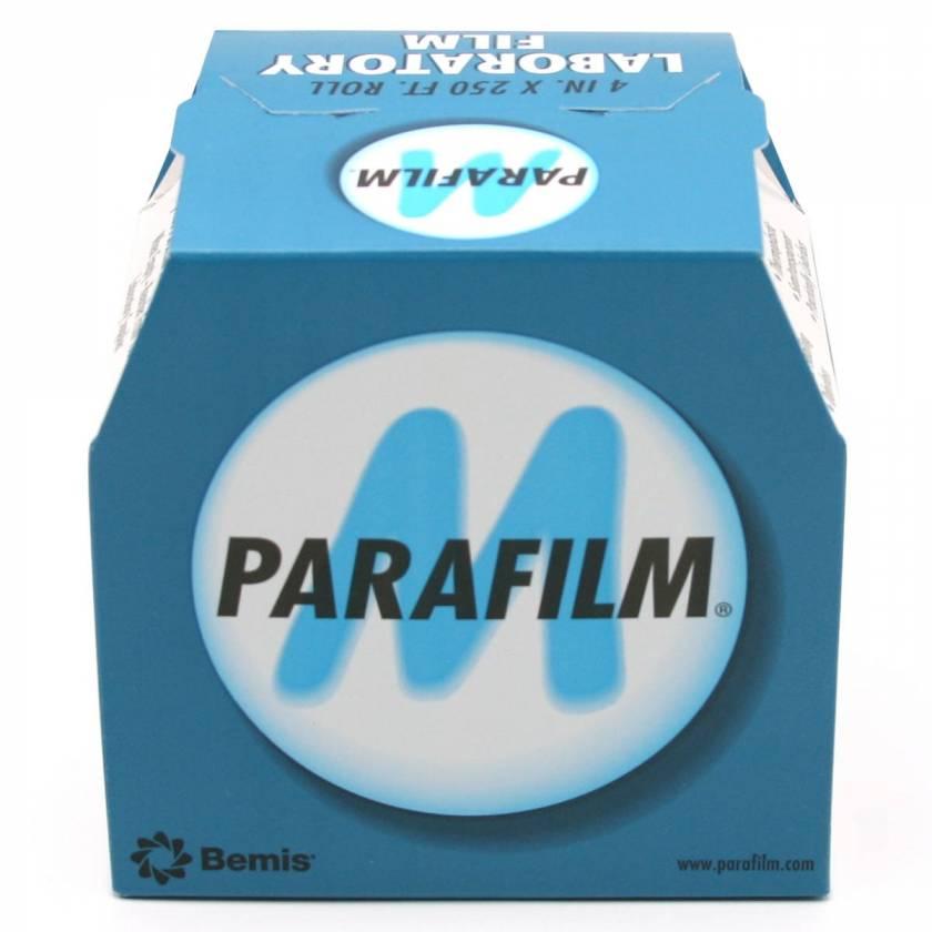 "Parafilm Sealing Film - 100mm (4"") Film Width  x 75m Roll Length"