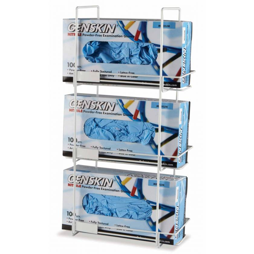 3-Box Wire Glove Box Holder