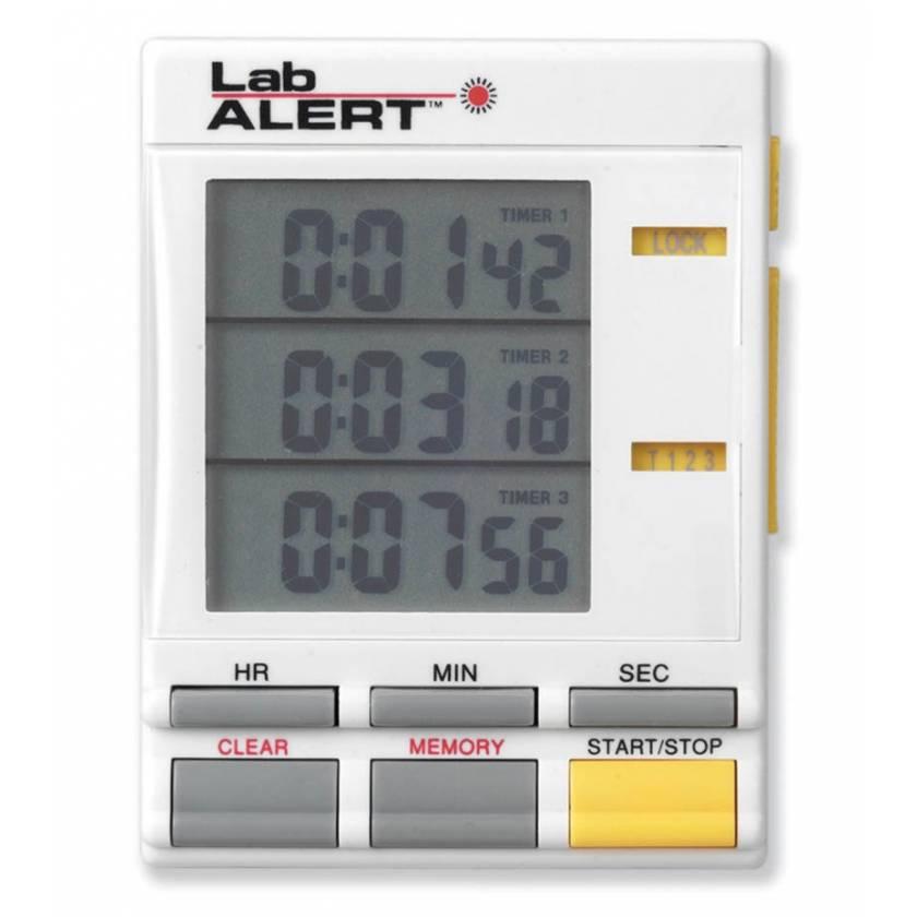 Lab Alert® Triple Timer