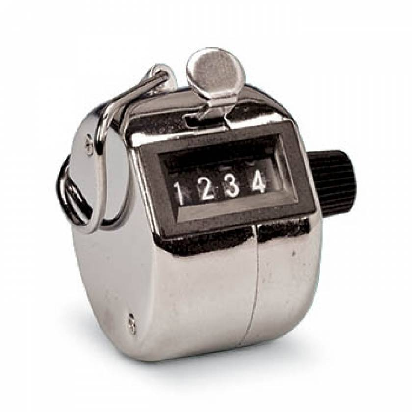 Lab Hand Tally Counter