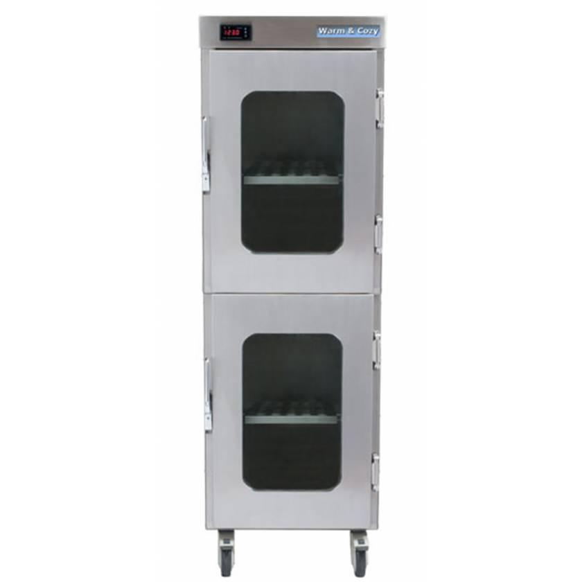 Model KZ-1400 Warm & Cozy Blanket Warming Cabinet - Interior Capacity: 14.2 Cubic Feet