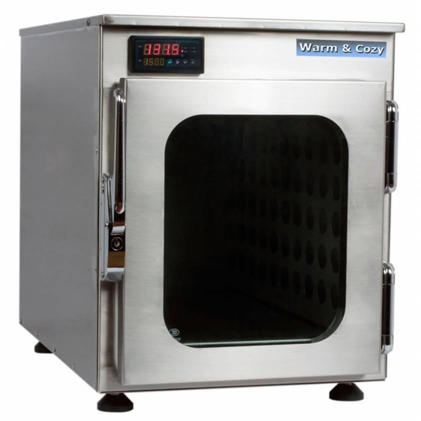 Model KZ-210 Warm & Cozy Blanket Warming Cabinet - Interior Capacity: 2.1 Cubic Feet