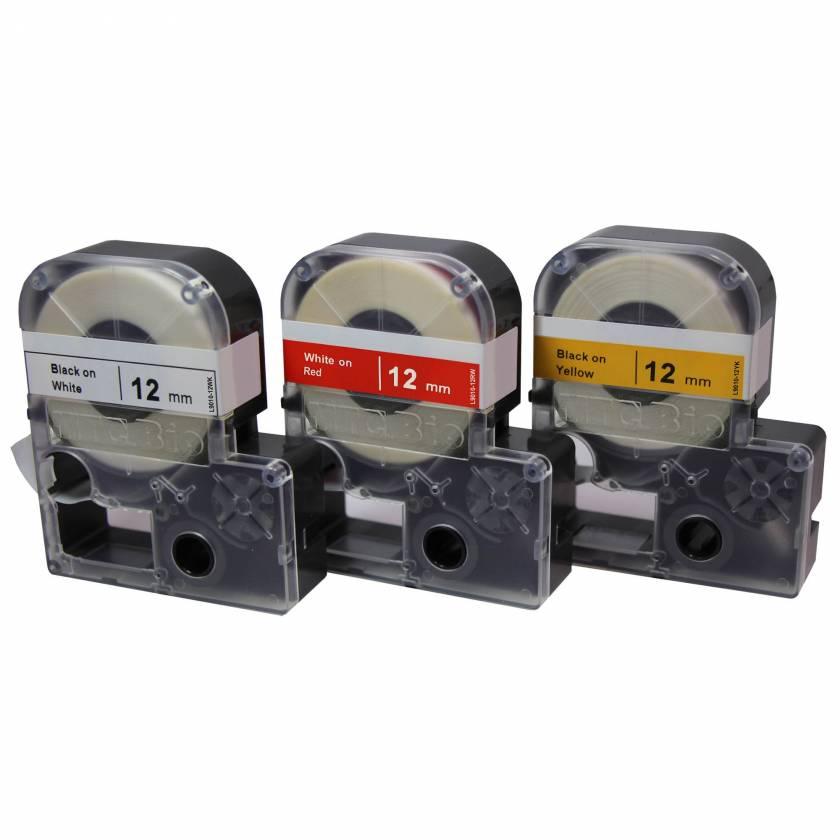 Replacement Cassettes for MTC Bio Label Printer L3000 & L9010