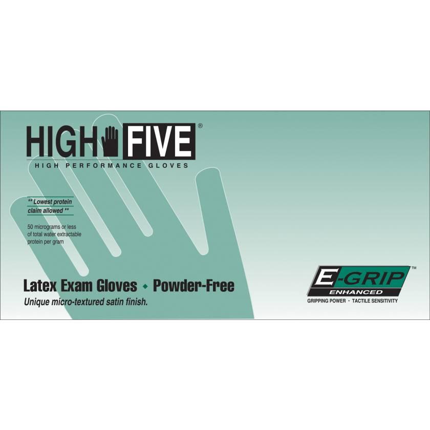 Micro Textured E-Grip Latex Exam Gloves