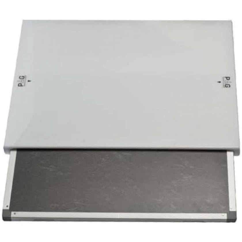 Lexan Protect-A-Grid with Channels, 103 Lines per Inch