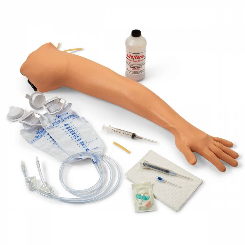 Life/form Adult Venipuncture and Injection Training Arm