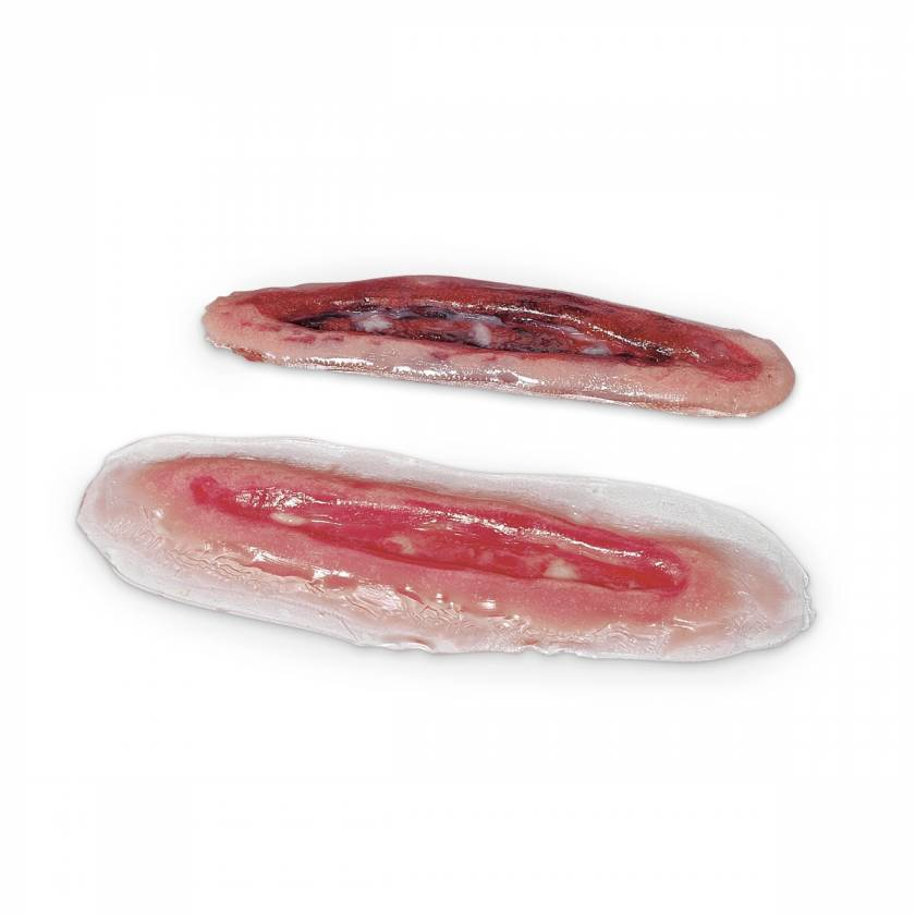 Life/form Moulage Wound - Incisions Simulator - Set of 2