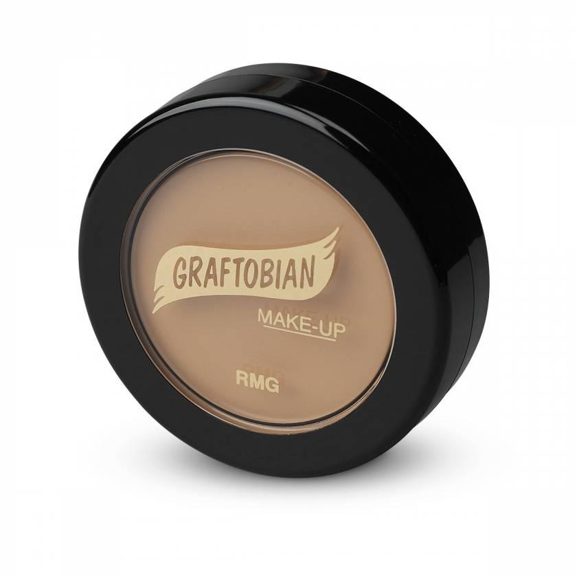 Life/form Moulage Grease Paint Makeup  - Medium Honey - 1/2 oz.