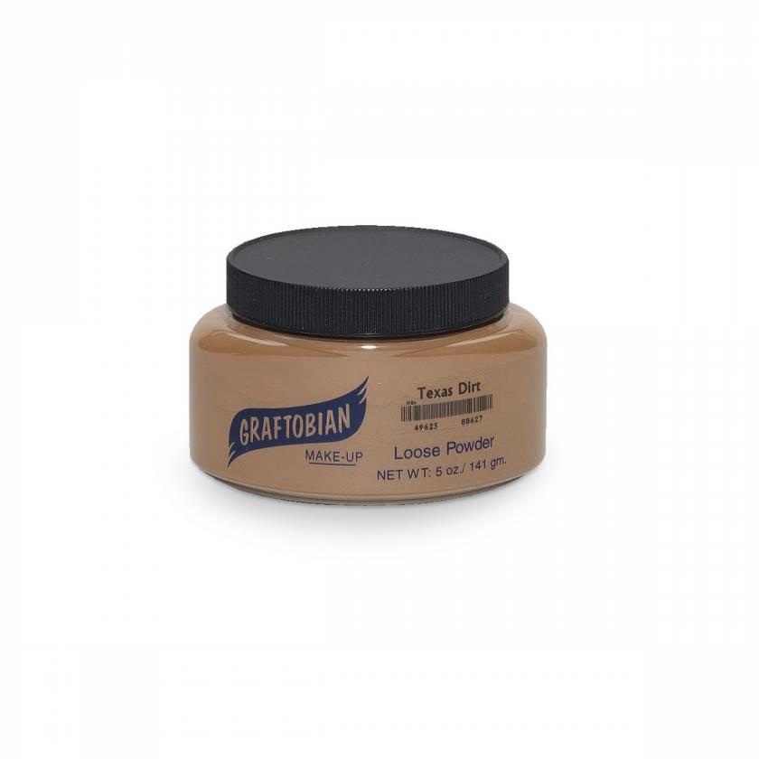 Life/form Moulage Powder Makeup - Dirt Powder - 5 oz.