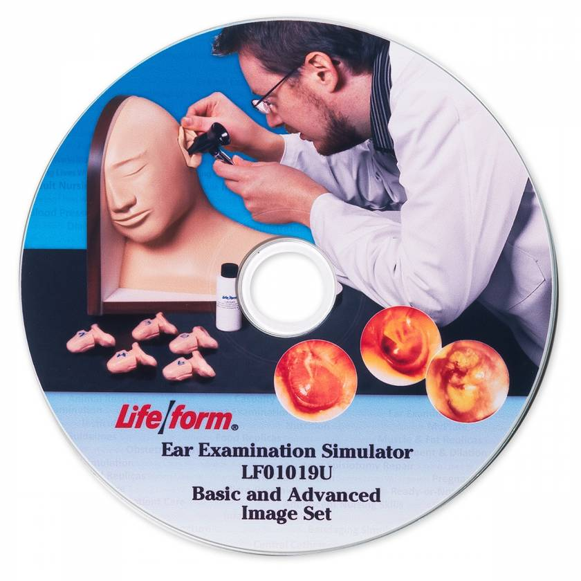 Life/form Disease of the Ear Image CD