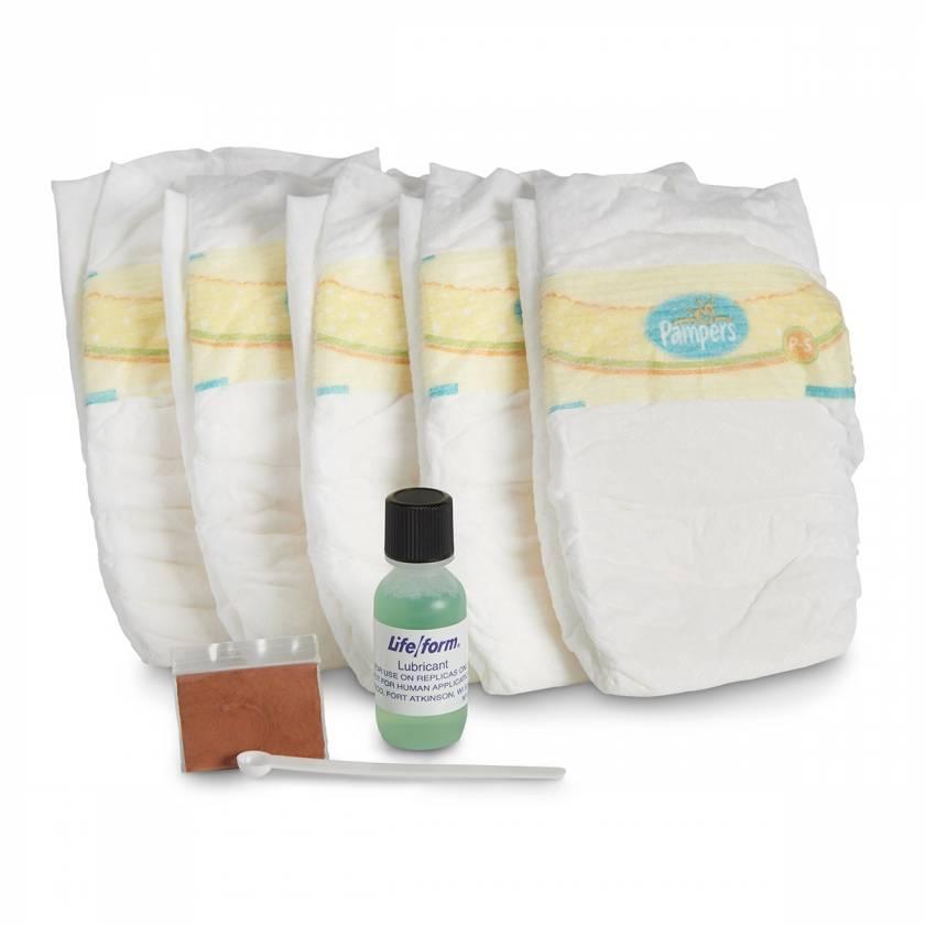 Life/form Micro-Preemie Simulator Consumables Kit
