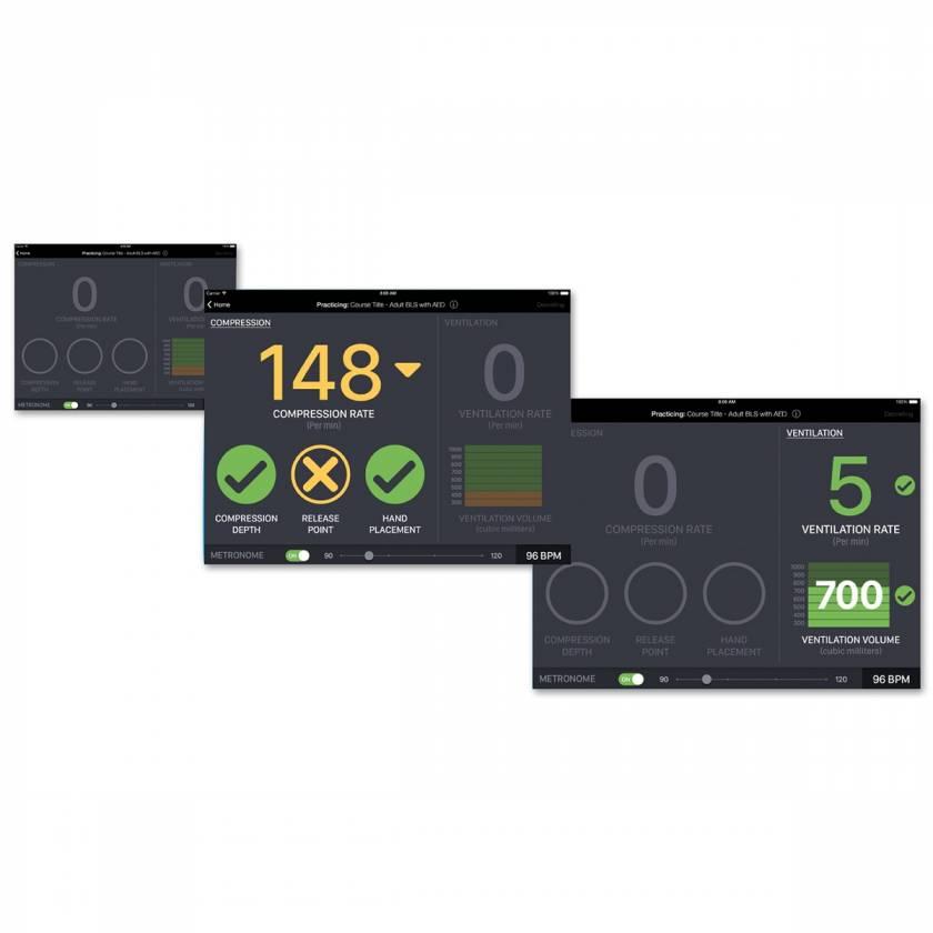 CPR Metrix Control Box