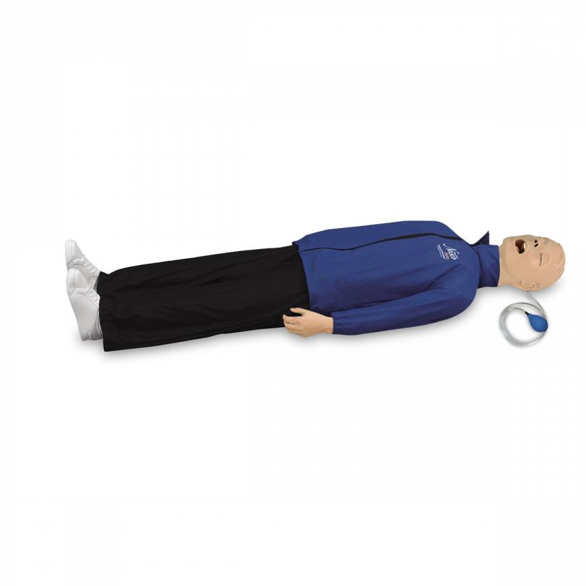 Life/form Full Body Airway Larry Airway Management Manikin without Electronic Connections