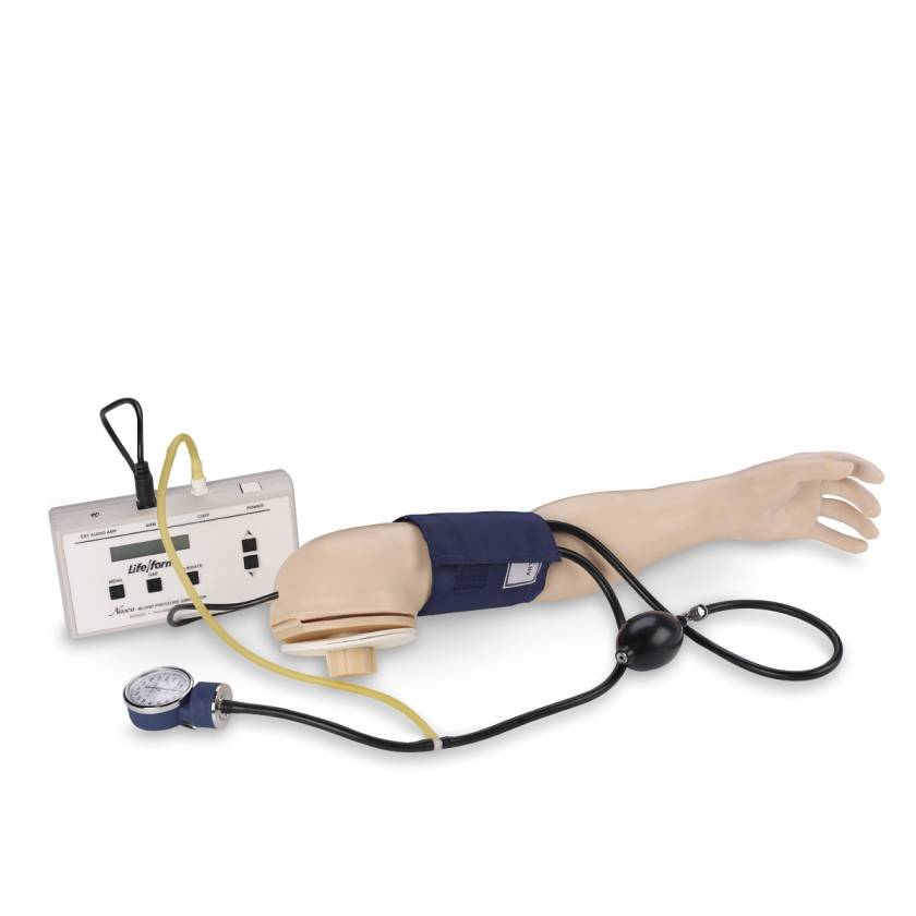 Life/form GERi/KERi Blood Pressure Arm, Left - Light