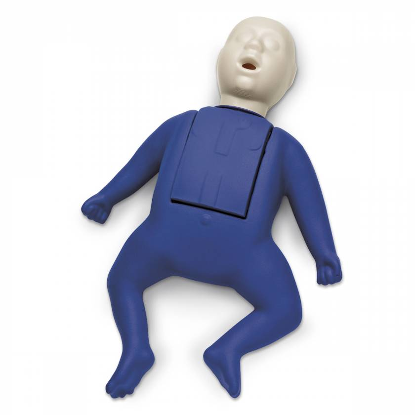 CPR Prompt TMAN 2 Infant Training and Practice Manikin - Single - Blue