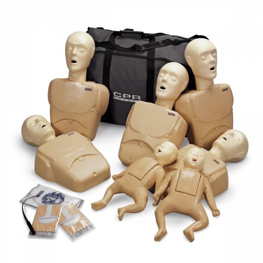 CPR Prompt TPAK 700 7-Pack - Tan