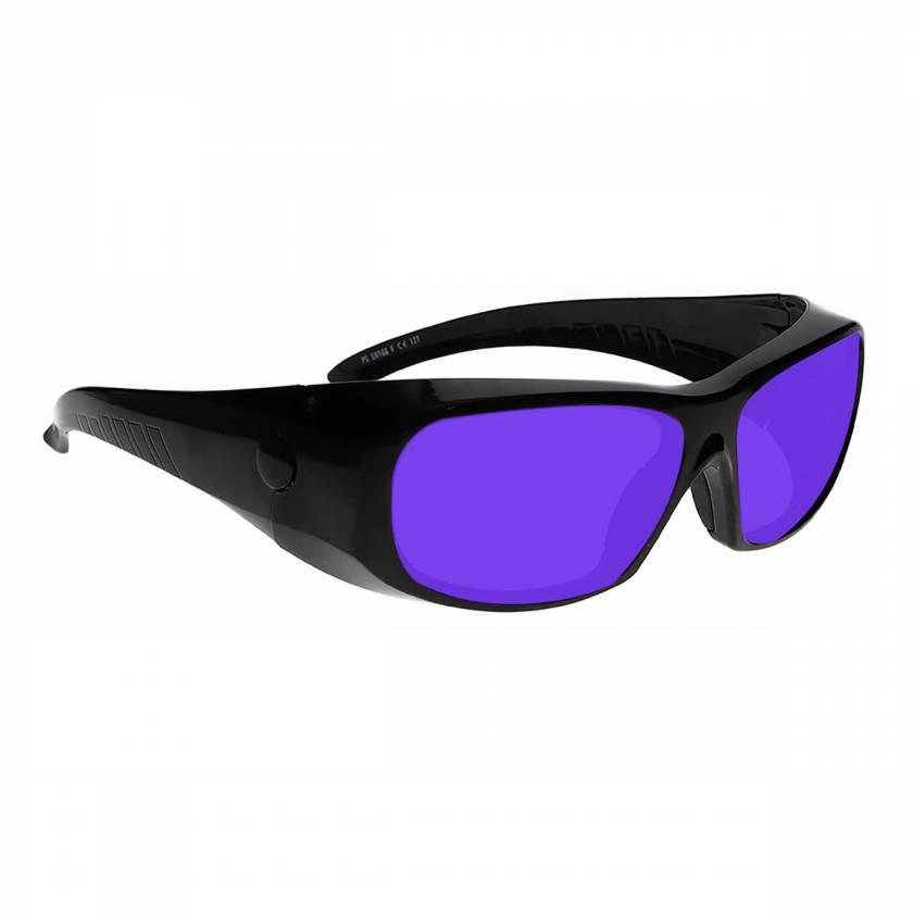 LS-BG3-375 Dye Diode and HeNe Ruby Laser Safety Glasses - Model 1375
