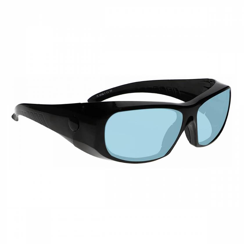LS-BGKG-1375 YAG, Alexandrite Diode, Holmium Laser Safety Glasses - Model 1375