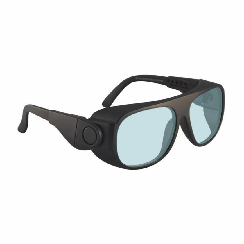 Model 66 AKG-5 Holmium/Yag/CO2 Laser Safety Glasses - Black