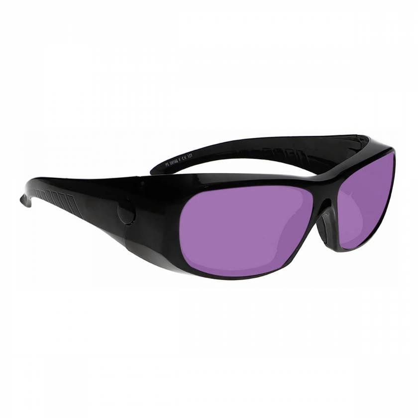 LS-S806-1375 Vbeam, Vbeam2, Dye Filter Laser Safety Glasses - Model 1375
