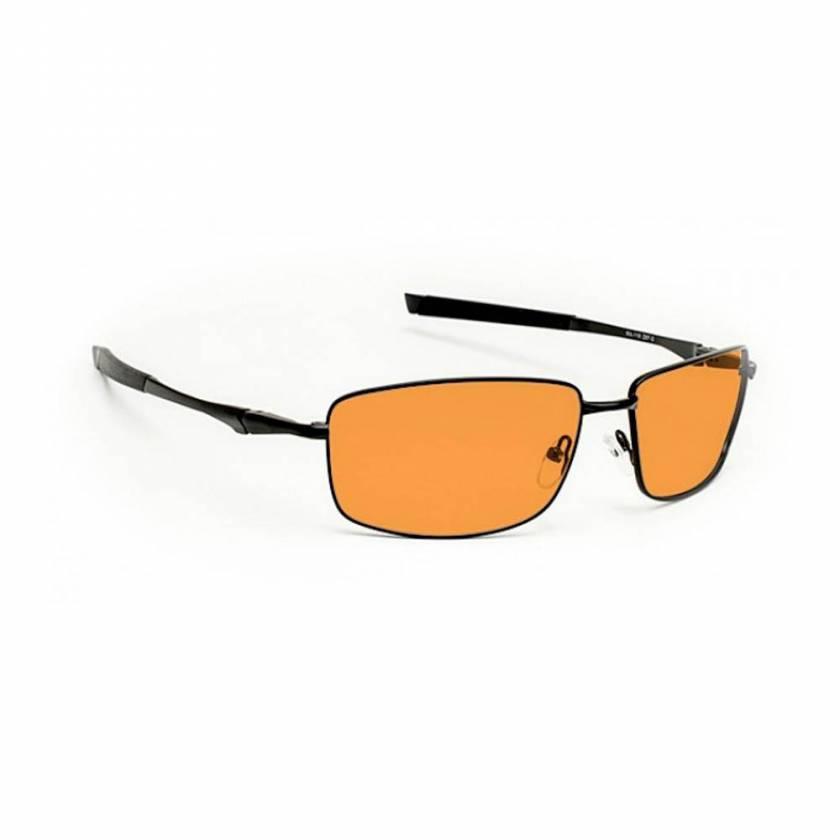 LSS-PSPBG-116-BK Laser Strike Blue/Green Beam Reduction Glasses - Model 116 - Black Frame