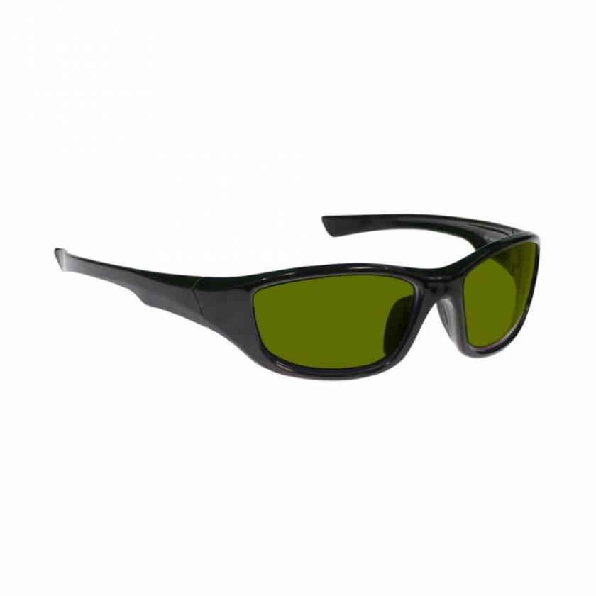 LSS-PSPBGR-703-BK Laser Strike Blue/Green/Red Beam Reduction Glasses - Model 703 - Black Frame