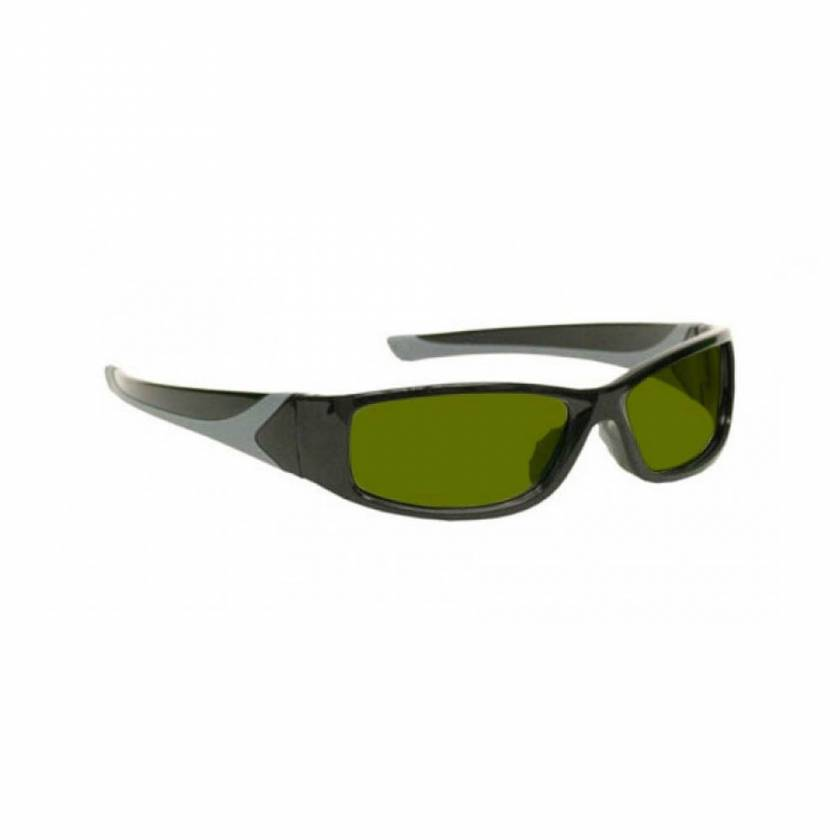 LSS-PSPBGR-808-BK Laser Strike Blue/Green/Red Beam Reduction Glasses - Model 808 - Black Frame