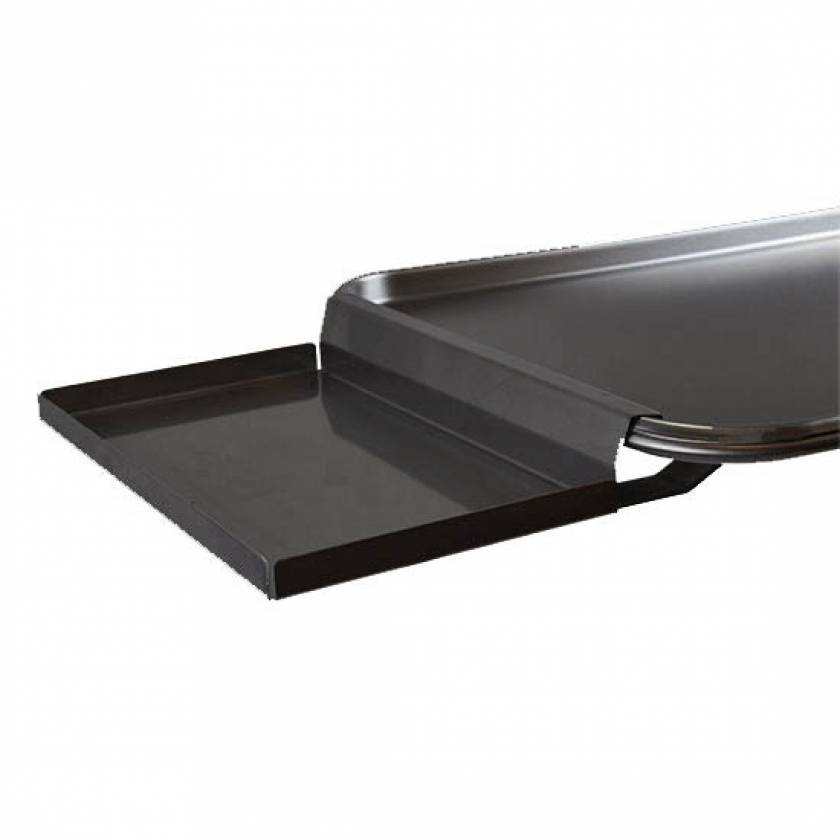 MCM858 Stainless Stell Extension Tray for MidCentral Midical Mayo Stands
