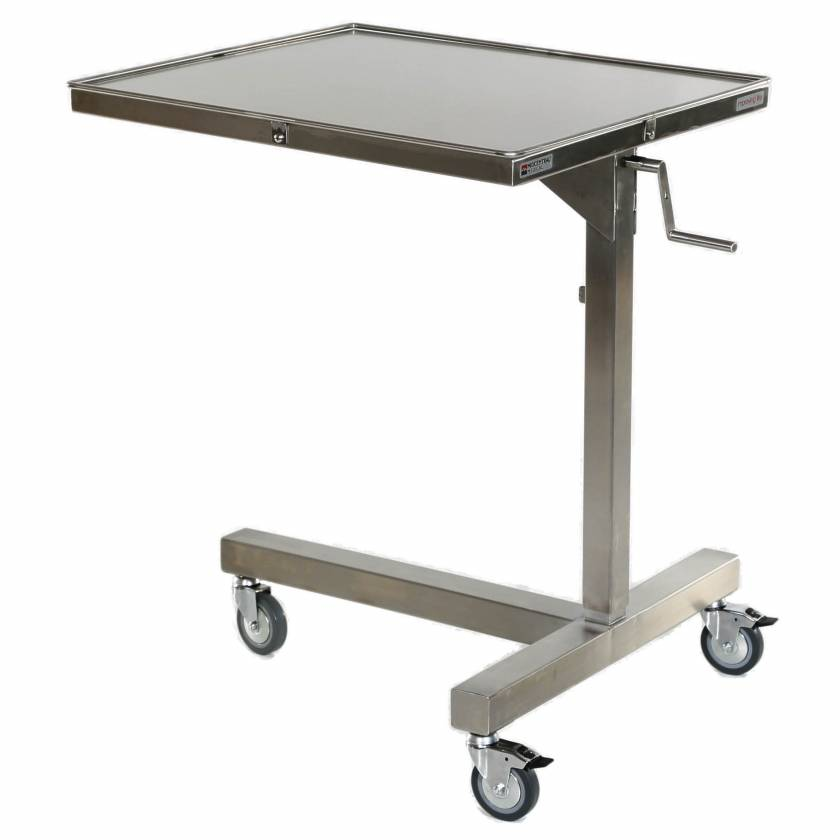 """MCM770 Stainless Steel Ventric Stand 30"""" x 26"""" Top Size"""