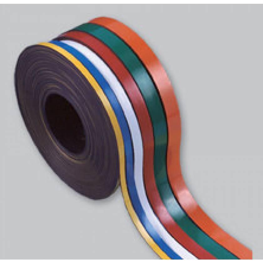 "Magnetic Ribbon Strip Rolls - 3/8"" H"