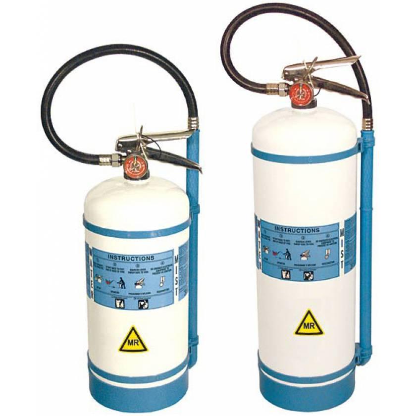 MRI Certified Water Mist AC Fire Extinguisher