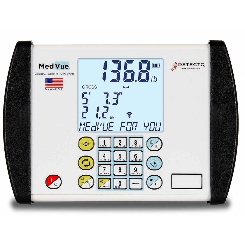 MedVue Digital Weight Indicator