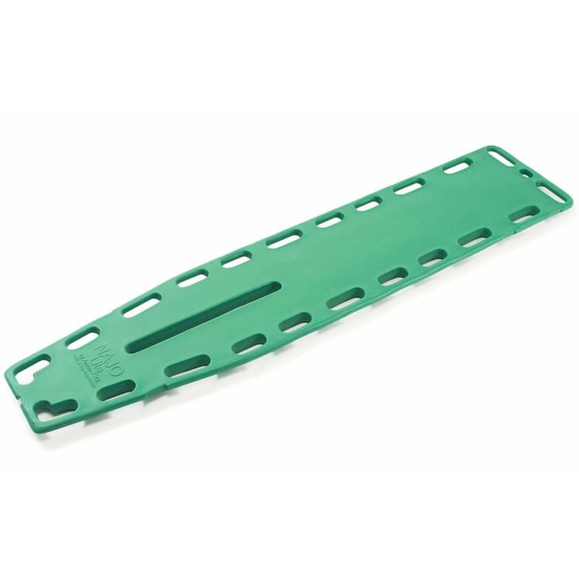 "Ferno NAJO Lite 16"" Wide HDPE Backboard No Pins"