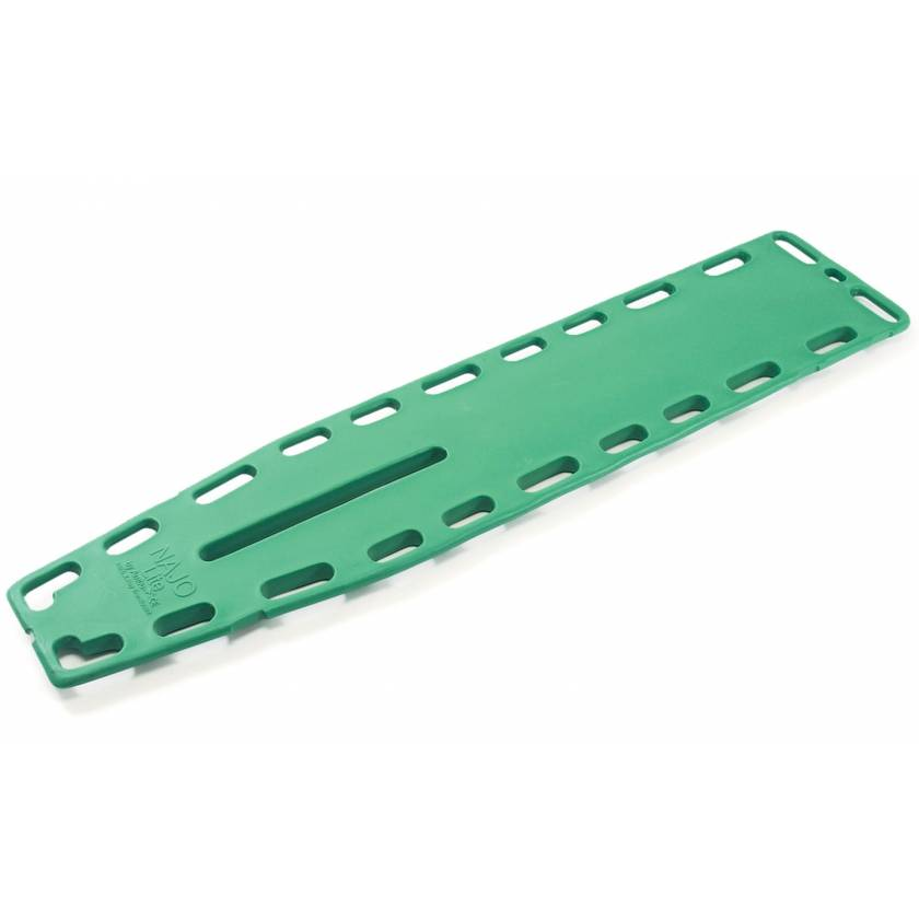 """Ferno NAJO Lite 16"""" Wide HDPE Backboard with No Pins"""