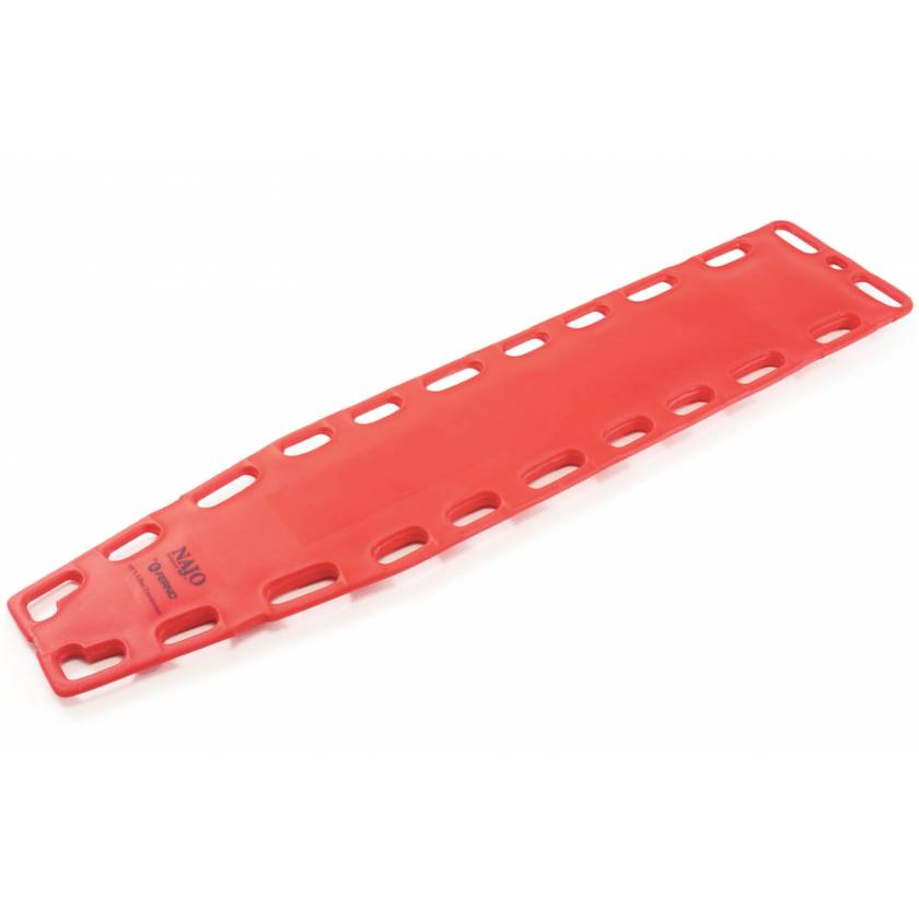 """Ferno NAJO RediHold 16"""" Wide HDPE Backboard without Pins"""