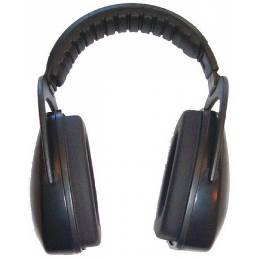 MRI-Safe Slimline Cordless Noise Guard Headset