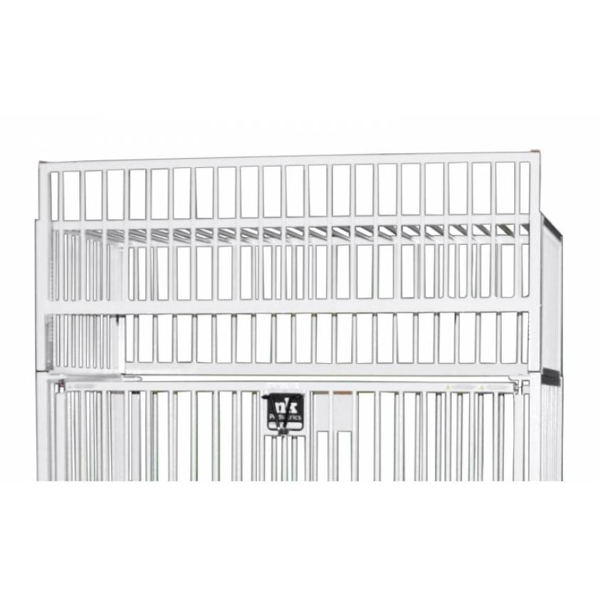"Aluminum Cage Crib Top For 30"" x 60"" Standard Child Crib"