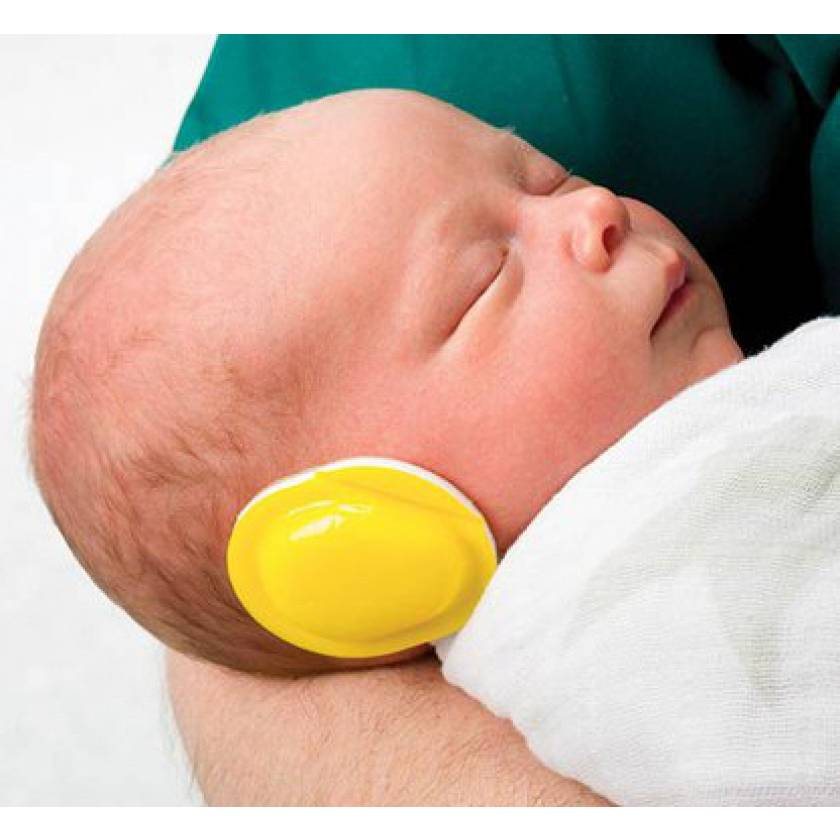 MRI-Safe Neonatal Noise Guards