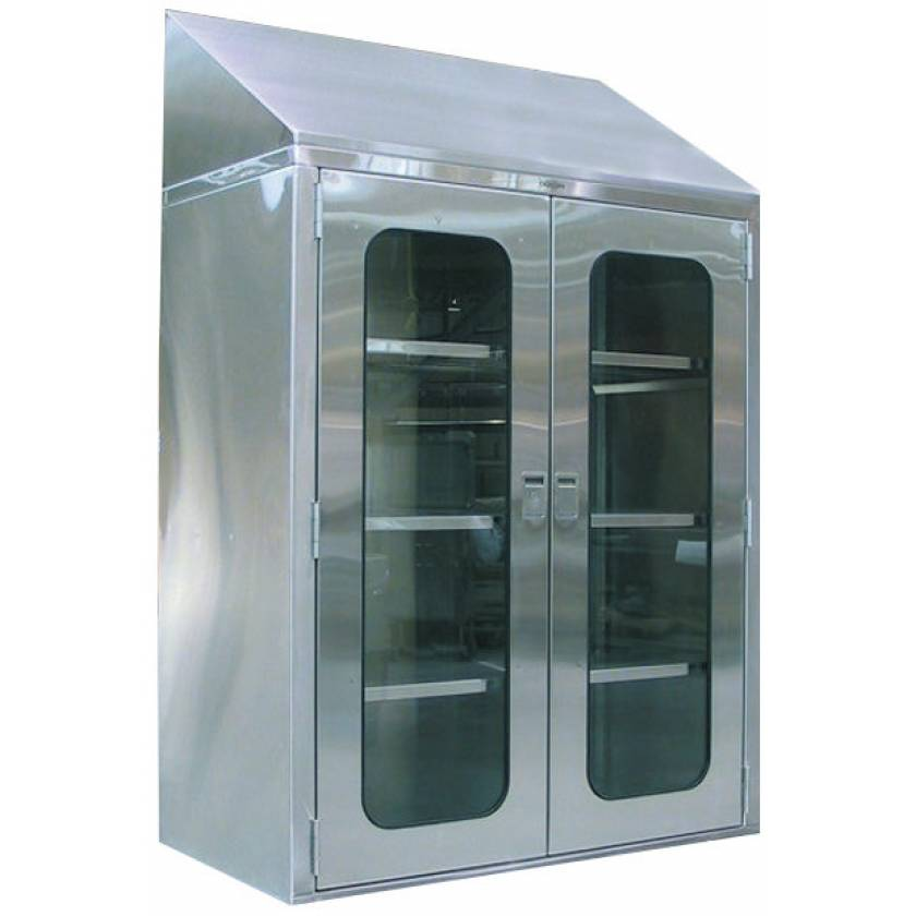 Pedigo Free Standing Sloped Top Operating Room Cabinets
