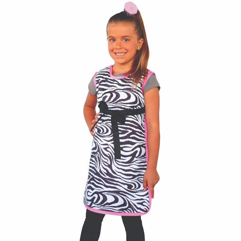 Model P-ST Pediatric Coat Apron - Regular Lead