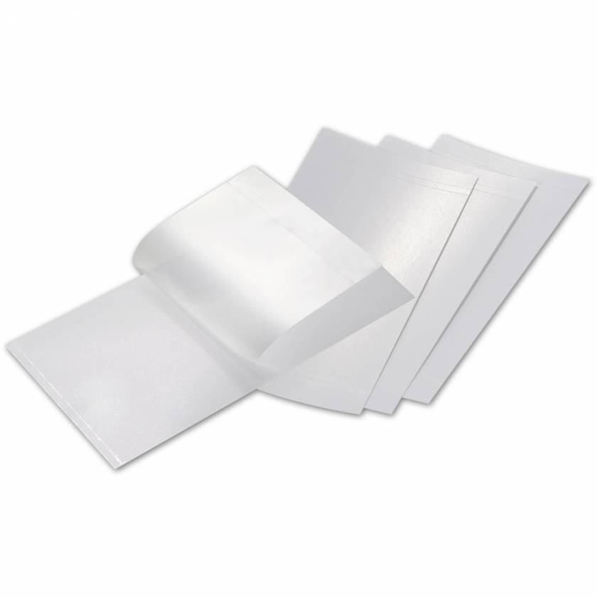 P1001-Q PureAmp Pre-Cut Sealing Film - qPCR Optical (Sticky Adhesive) Bio-Rad Type
