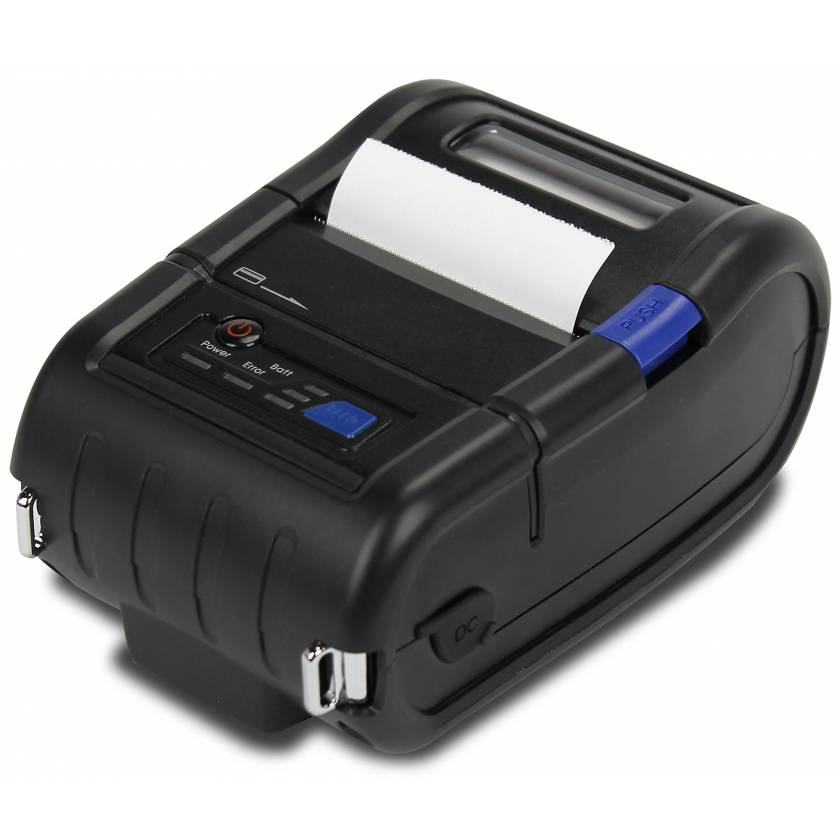 Detecto P150 Mobile Thermal Tape Printer 30 Column RS232 Interface and USB