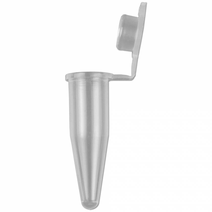 P3030 PureAmp 0.2mL PCR Tube with Attached Flat Cap