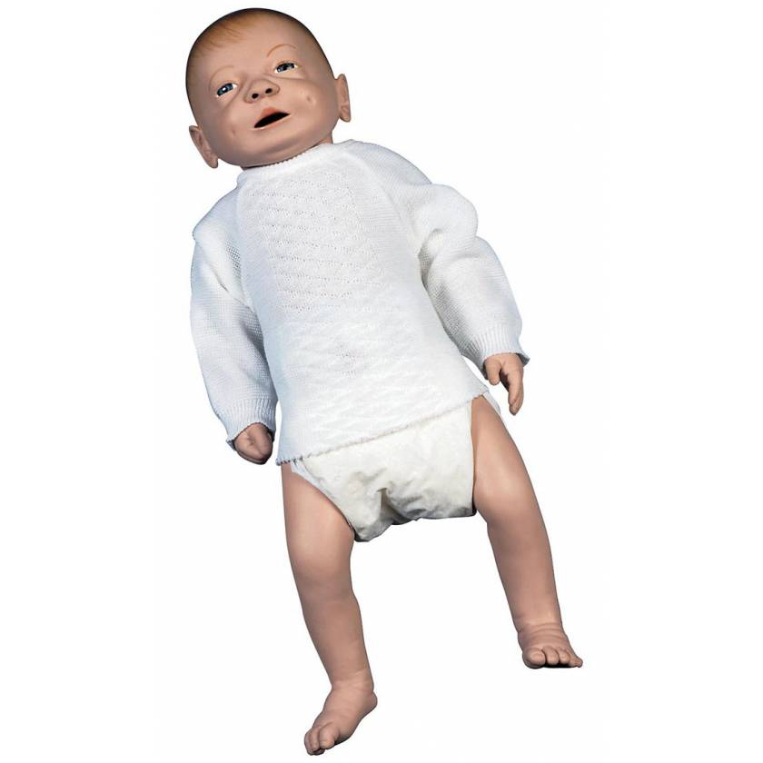 Male Baby Care Model