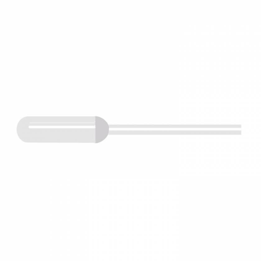 MTC Bio P4132 4mL Transfer Pipette - Short Stem, 83mm Length