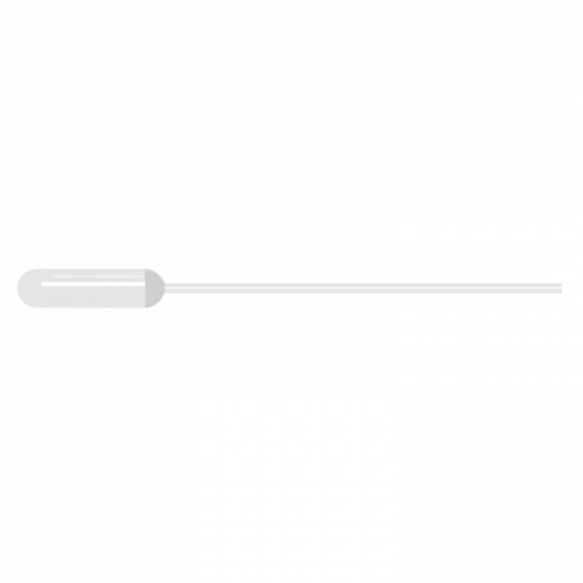 MTC Bio P4133 4mL Transfer Pipette - Long Stem, 150mm Length