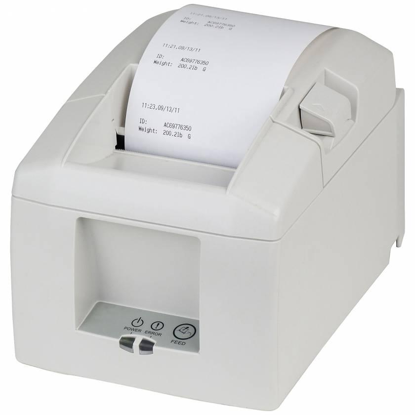 Detecto P600 Thermal Tape Printer 40 Column RS232 Interface